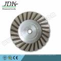 100 мм алюминиевое колесо турбодизеля для кузова