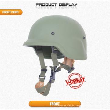 Aramid Combat Helmet Pasgt Anti Fragment Anti Bullet