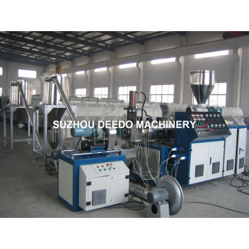 Machine de granulation de PVC de granules de PVC