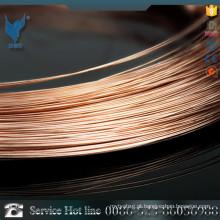 316 0.8mm ER60S Classe F nylon / poliéster modificado esmaltado fio de cobre redondo