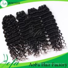 7A Grade 100%Indian Human Hair Virgin Remy Hair Weft