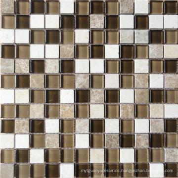 Stone Mix Glass Mosaic (HGM205)