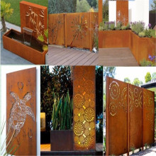 Modern Metal Fence Panels