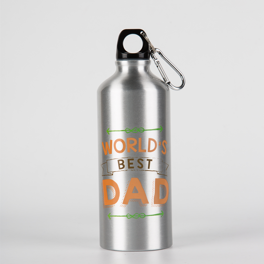 Metal Drinking Bottle Water Gym al por mayor