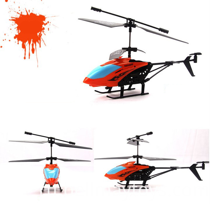 Small Remote Control Helicopter For Kids