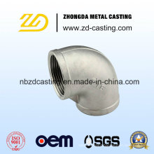 OEM Lost Wax Casting Valve Part for Pipe Joint