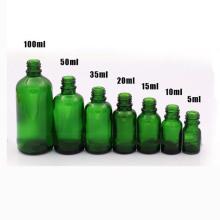 Оптовые стеклянная бутылка, флакон-капельница (NBG04)