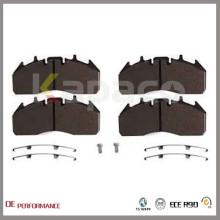 WVA 29174 Kapaco Auto Brake Pad Thickness OE NO 5001864363 For Volvo Renault
