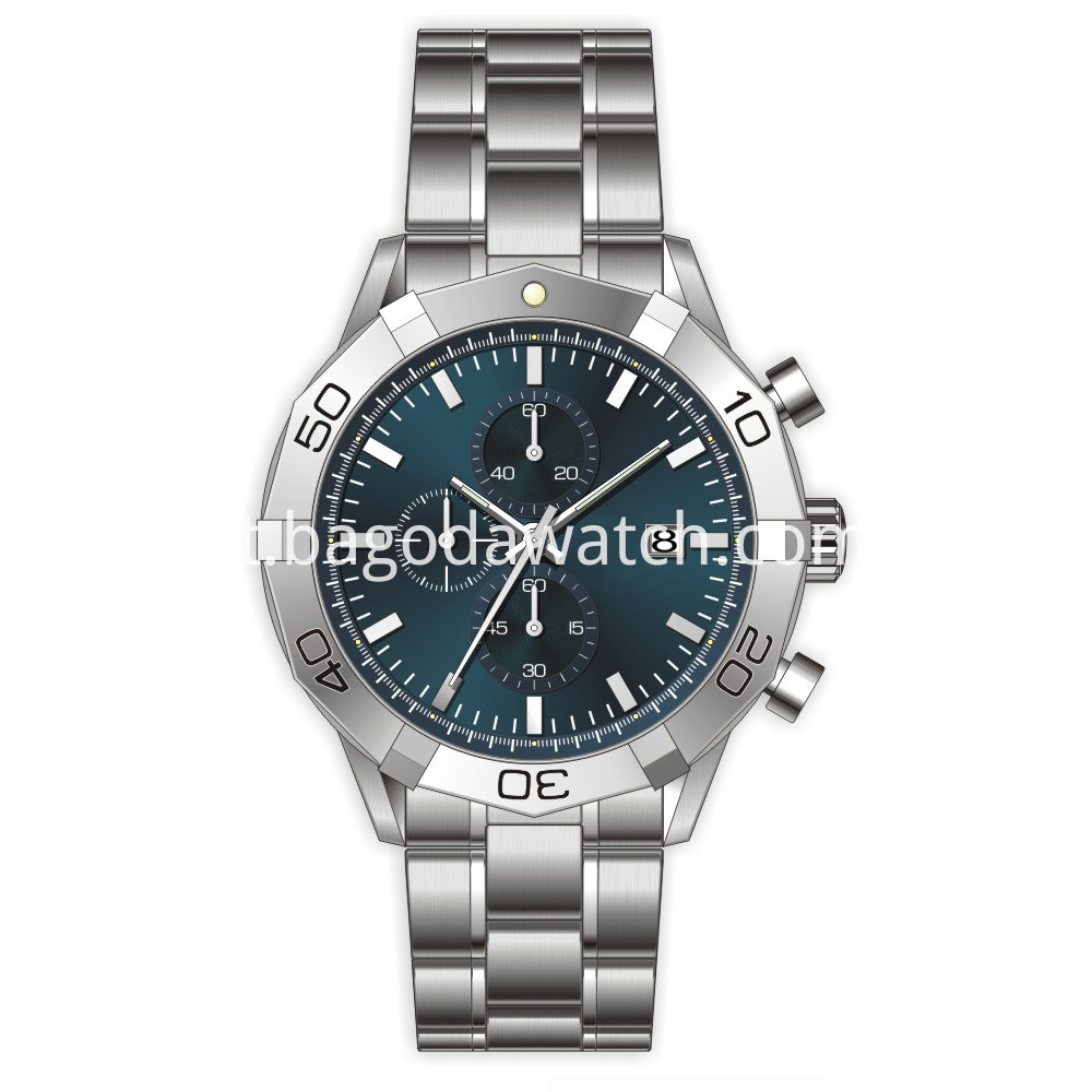 Men Luxury Chronograph Watches