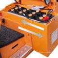 Trator de reboque elétrico de 4 toneladas