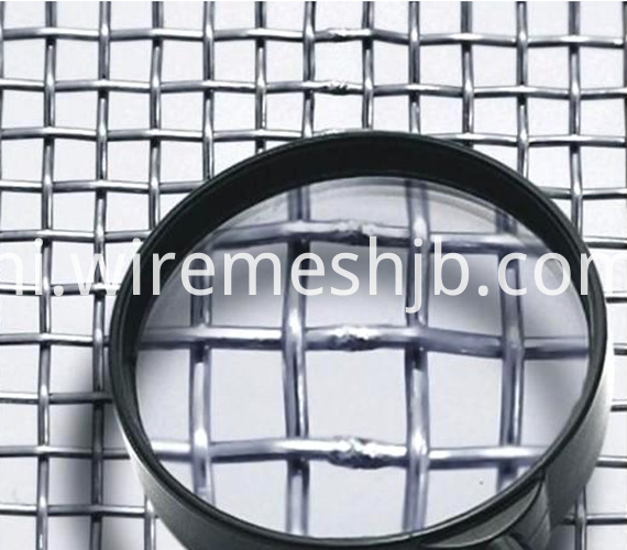 Crimed Metal Mesh14