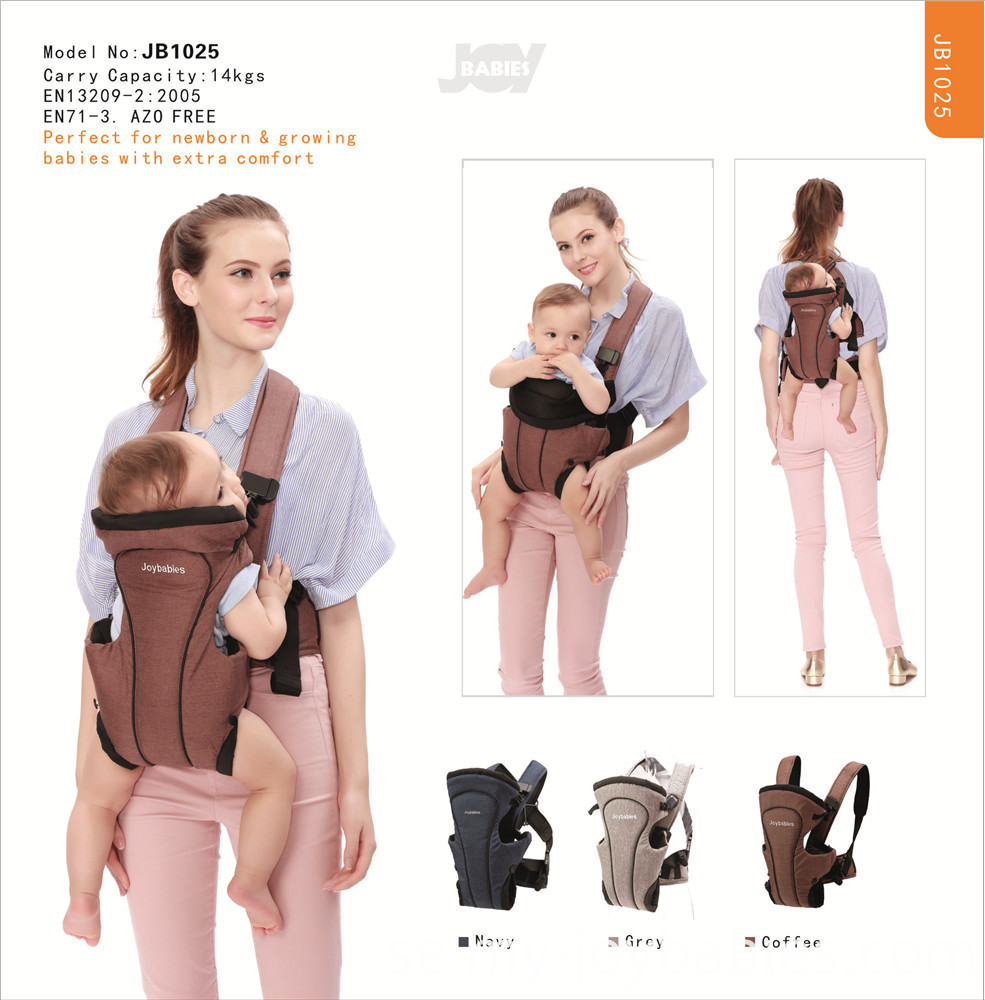 Infant Toddler Ergonomic Baby Carrier