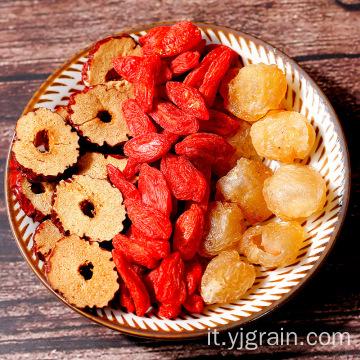 Prodotti per l'agricoltura all'ingrosso Tè di nespola longan con dattero rosso