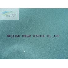 Flocado Poly tejido de algodón de tapicería