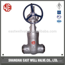 Twin seal knife gate valve