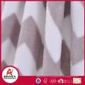 Couverture en polaire jetable imprimée 100% polyester