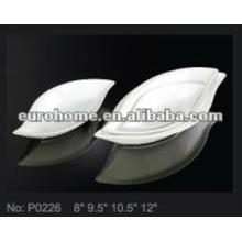 Platos y platos de cerámica P0226