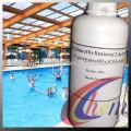 Polyquaternium 10 em piscinas