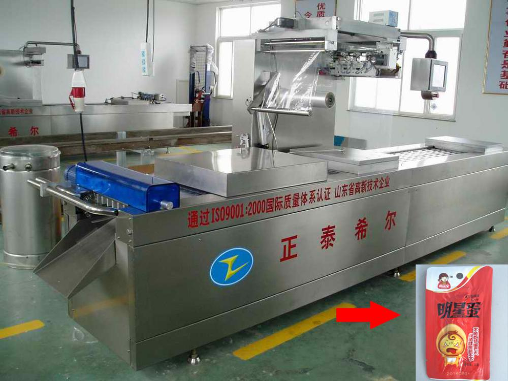 Egg Stretch Film Vacuum Packager