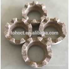 Nelson exclusive supplier ceramic ferrules for stud welding ceramic ring
