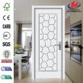 White Louver Plastic Sheet Laminate Cabinet Interior Door