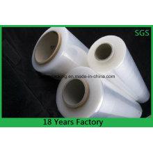 A boa umidade da resistência à tracção - filme plástico do estiramento de LLDPE da prova