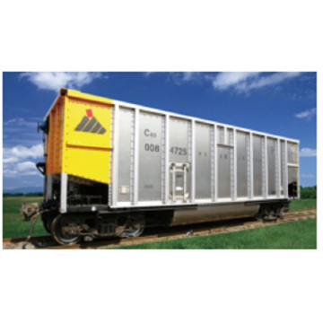C80 80t-Level Aluminiumlegierung Top-Open Wagon