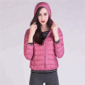 Mejor Invierno Impermeable Cute Down Jacket Woman 2020