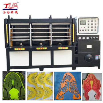 High Output KPU Shoes Upper Making Machine