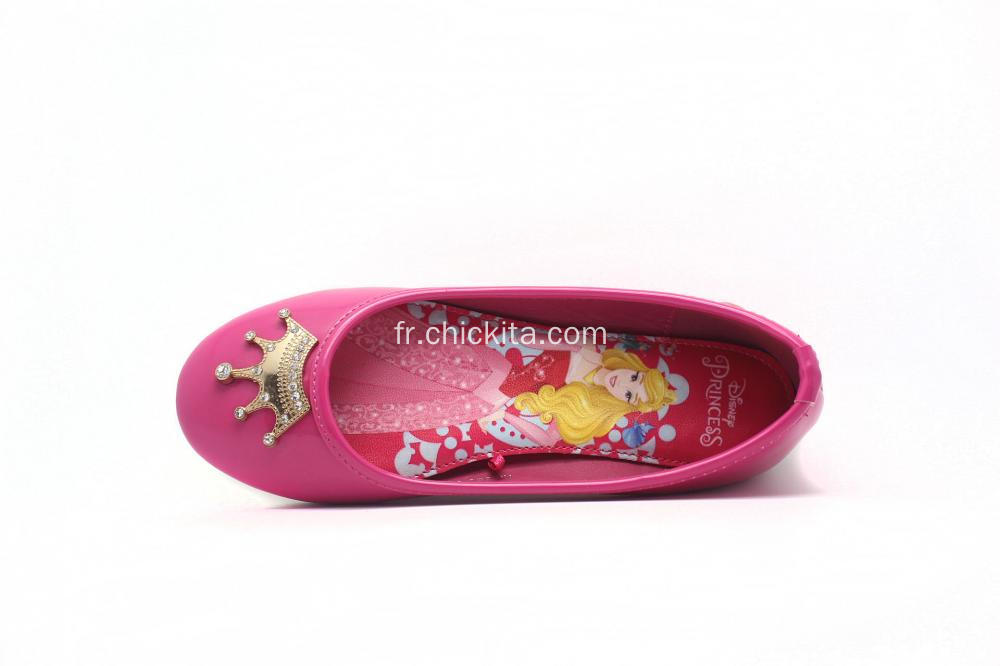 Chaussures PRINCEE Crown Buckle pour Fille