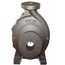 Kundenspezifische Präzisions-Gießpumpe zerteilt Pumpenkörper (Feinguss)