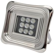 Solar-Flutlicht aus Aluminium