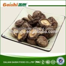 high quality smooth dried shiitake mushroom