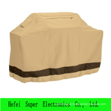 Dustproof Dustproof PU Coated Colorful Canvas BBQ Grill Cover
