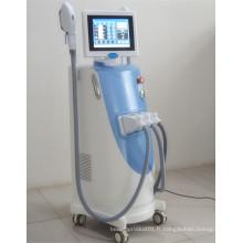 Machine d'épilation à haute puissance et énergie à la clinique verticale