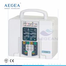 AG-XB-Y1200 hospital jeringa doble canal bombas de infusión portátiles