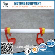 chicken farming water line PVC pipe automatic drinking water