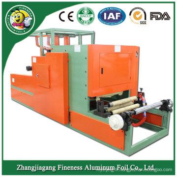 Machine de coupe de papier d'aluminium promotionnel antique de qualité supérieure