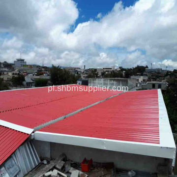 Blacha dachowa MGO Better Than Fibre Cement Roof