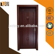 Eco-friendly solid wood doors,heat transfer printing surface treatment doors