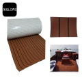 EVA Лодка Decking Marine Faux Teak Sheet