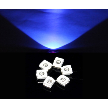 400nm Ultravioleta LED 3528 UV SMD Luces