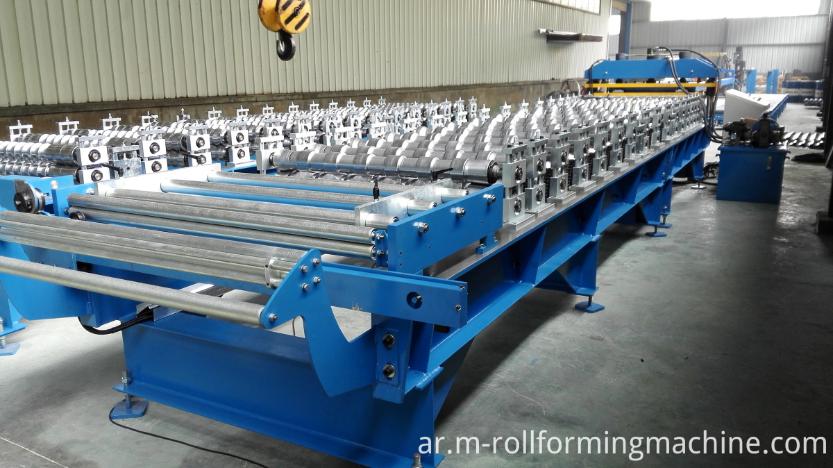 roll forming sheet metal