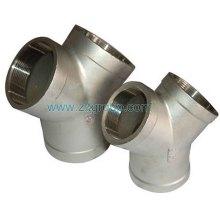 Conector para acero inoxidable / hierro fundido
