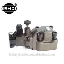 BSG Solenoid Controlled Relief manual directional Valves