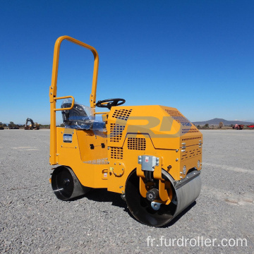 6.0 hp Diesel Engine Double Drum Roller Compactor 6.0 hp Diesel Engine Double Drum Roller Compactor FYL-860