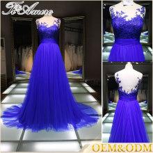 Alibaba China Herstellung Damen Spitze Kleid Qualität lila Spitze Brautkleid 2016 Braut Schatz bling Brautkleid