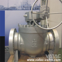 Full Port or Reduce Port One Piece Body Top Entry Ball Valve