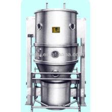 Industrial salt particle and powder dryer/granulator