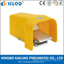 4/2 way alloy material Pneumatic Foot Valves FV420